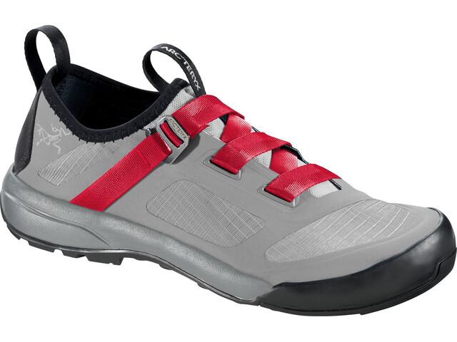 Arc'teryx W's Arakys Approach Shoes Pebble Arc/Flint